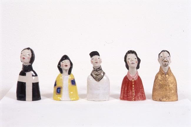 展示風景小品2 2009 陶