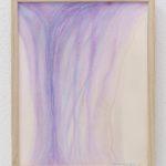 「深い霧そして遠い滝 D-1303」2013 紙に透明水彩、色鉛筆 h30.3×w24.0cm