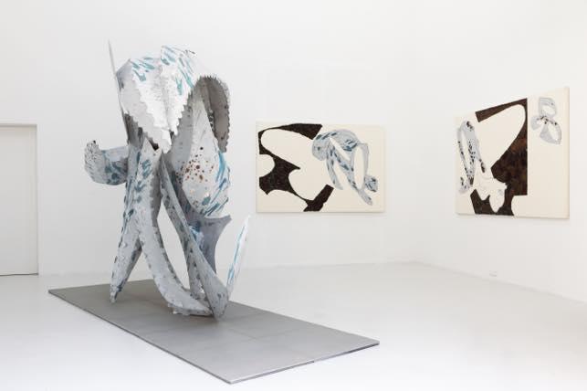 「展示風景」2011