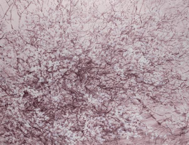 asile-white splash 9 2020 oil on canvas 1120×1455mm 撮影 中川周