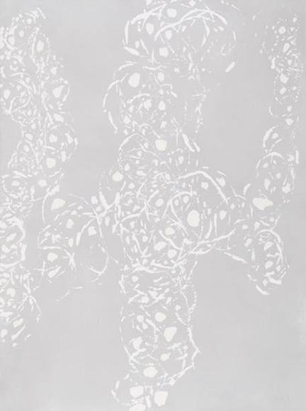 S 字型 -III 2010 キャンバスに油彩 130.5 x 97.2 cm