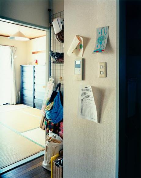 にじのうみ 2010 タイプCプリント イメージサイズh24.4×w19.4cm