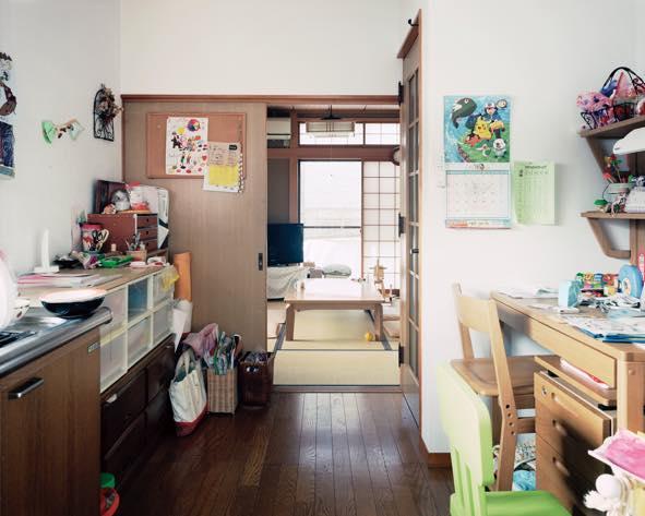 明るい部屋 2012 タイプCプリント,アルミパネル イメージサイズh150×w120cm