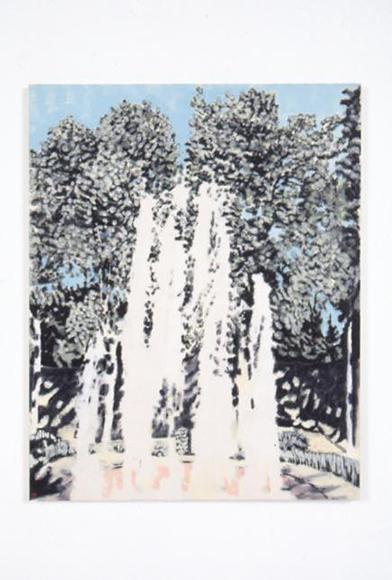 fountain⑤ 2008  81x65cm