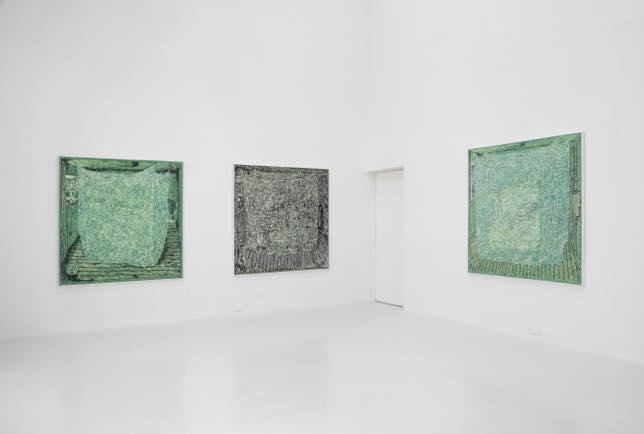 2016 展示風景 椎木静寧